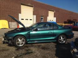 1994-1998 - Parts Cars - 1997 Ford Mustang Cobra