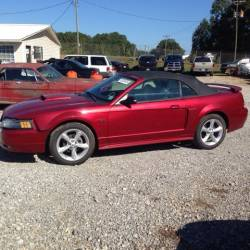 1999-2004 - Parts Cars - 2003 Ford Mustang GT