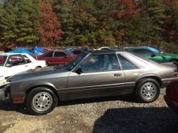 1979-1986 - Parts Cars - 1985 Ford Mustang GT Hatchback