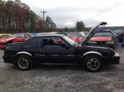 1987-1993 - Parts Cars - 1992 Ford Mustang Hatchback