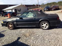 1987-1993 - Parts Cars - 1990 Ford Mustang GT Convertible