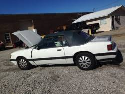 Parts Cars - 1986 Ford Mustang LX Convertible
