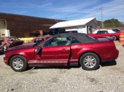 2005-2010 - Parts Cars - 2006 Ford Mustang Convertible