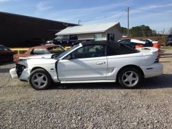 1994-1998 - Parts Cars - 1996 Ford Mustang GT Convertible