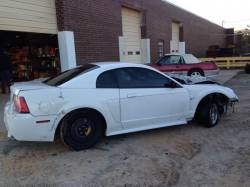 1999-2004 - Parts Cars - 2002 Ford Mustang GT White