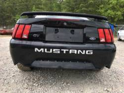 NEW PARTS CAR! 2002 Ford Mustang GT Black