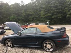1994 Ford Mustang Green