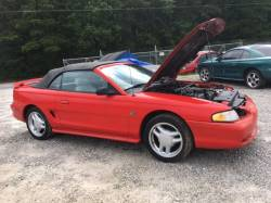1994-1998 - Parts Cars - 1995 Ford Mustang GT Convertible