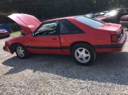 1987-1993 - Parts Cars - 1991 Ford Mustang LX Hatchback