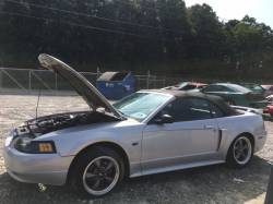Featured Products - NEW!! NICE!! 2003 Ford Mustang GT Convertible