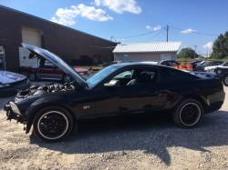 2005-2010 - Parts Cars - 2005 Ford Mustang GT Black