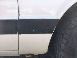Exterior - Body Moldings - 1987-1993 LX Front Right Side Rear Molding