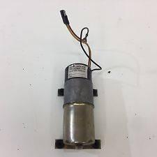 Exterior - Convertible Tops & Accessories - 1987-1993 Convertible Top Pump Motor