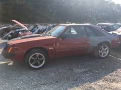 1979-1986 - Parts Cars - 1983 Ford Mustang GT Hatch