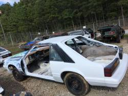 1979-1986 - Parts Cars - 1985 Ford Mustang Hatch