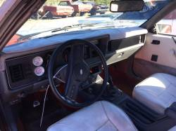 NEW PARTS CAR! 1985 Ford Mustang Convertible