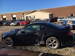 2001 Ford Mustang GT Black
