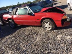 1987-1993 - Parts Cars - 1993 Ford Mustang Convertible