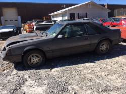 1979-1986 - Parts Cars - 1983 Ford Mustang Hatch