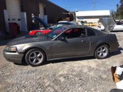 1999-2004 - Parts Cars - 2002 Ford Mustang GT