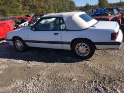1979-1986 - Parts Cars - 1985 Ford Mustang GT Convertible