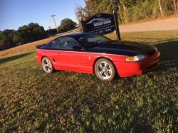 Featured Products - NEW!!! FOR SALE! 1995 Ford Mustang Cobra