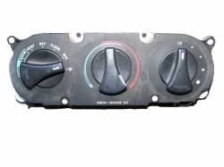 A/C, Heating, Cooling, and Accessories - A/C Controls & Hoses - 1987-1989 Heater A/C Control
