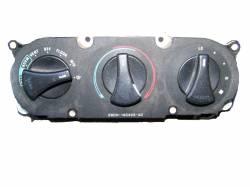 1987-1989 Heater A/C Control