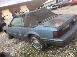 1983 Ford Mustang Convertible - Image 2
