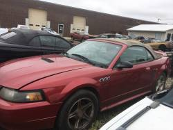 1999-2004 - Parts Cars - 2000 Ford Mustang GT Convertible
