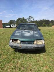 1987-1993 - Parts Cars - 1991 Ford Mustang