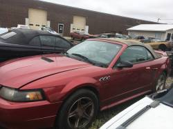 1999-2004 - Rebuildables - 1999-2004 Mustang GT Convertible
