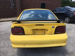 1994 Ford Mustang GT Auto - Yellow