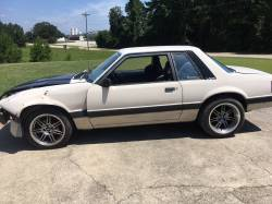 Parts Cars - 1986 Ford Mustang LX Coupe