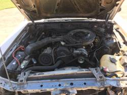 1986 Ford Mustang LX Hatch