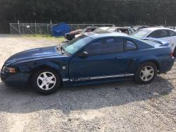 Parts Cars - 1999 Ford Mustang 3.8 Manual