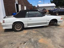 Parts Cars - 1988 Ford Mustang GT Convertible