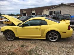 Parts Cars - 2002 Ford Mustang GT Automatic