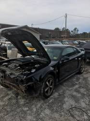 2003 Ford Mustang Mach 1 - Black