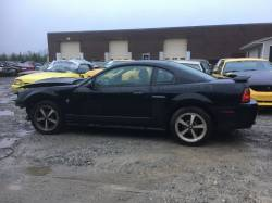 2003 Ford Mustang Mach 1 - Black - Image 3