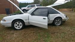 Parts Cars - 1988 Ford Mustang LX