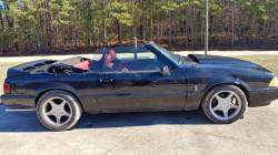 Parts Cars - 1985 Ford Mustang LX Convertible