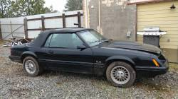 1983 Ford Mustang Convertible - Image 3