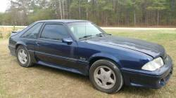 Parts Cars - 1993 Ford Mustang GT Hatchback