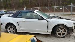 Parts Cars - 1999 Cobra Mustang Convertible