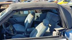 1988 Ford Mustang LX - blue convertible - Image 5