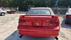 1997 Ford Mustang Cobra Convertible - Image 2