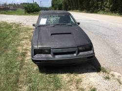 Parts Cars - 1985 Ford Mustang LX Hatch