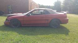 1996 Ford Mustang Cobra SVT Convertible - Image 2