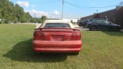 1996 Ford Mustang Cobra SVT Convertible - Image 3
